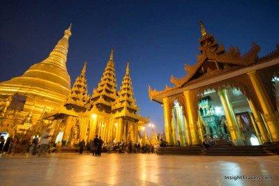 schwedagon burma