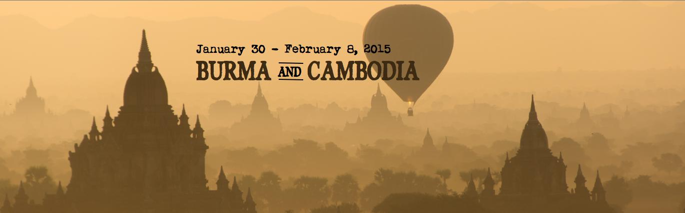 Myanmar & Angkor Wat tour