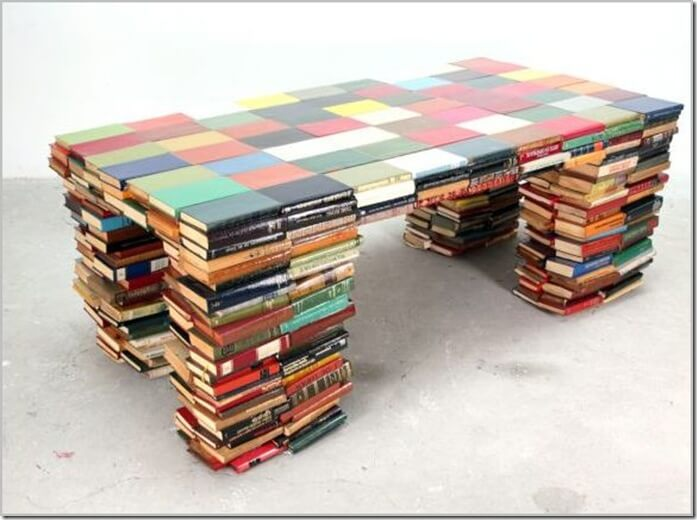 The perfect solution for downsizing your library :: scan your books!