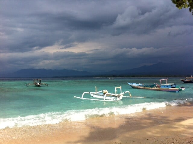 Gili Air–the Goldilocks of the Northwest Gilis