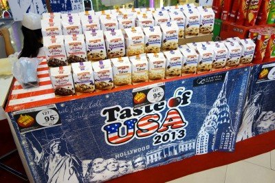 taste of usa bangkok pepperidge farm american junk food