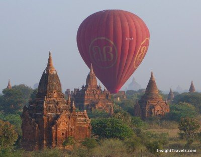 Bagan: come for the pagodas, stay for the tamarind flakes.