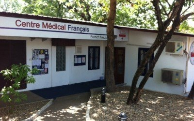 "Review of ""the French Clinic"" in Vientiane, Laos"