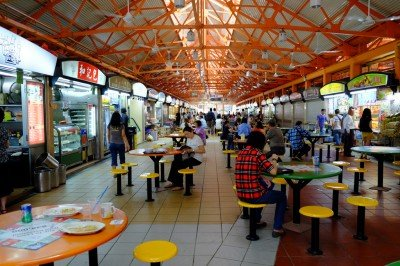 Maxwell Road Hawker Centre 4
