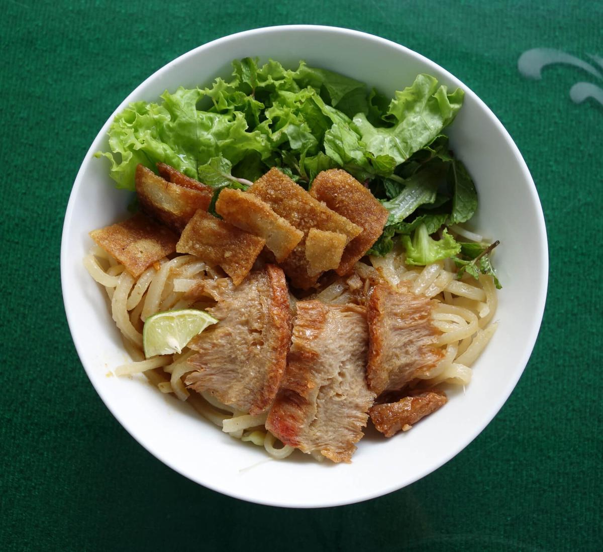 Best Vegetarian Restaurant in Hoi An, Vietnam