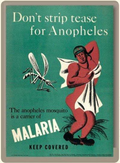 vintage malaria 2