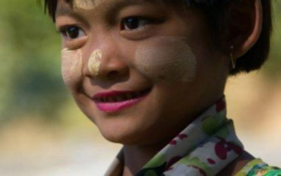 Thanaka: The Secret to Burmese beauty
