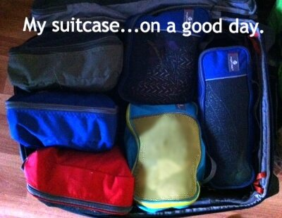 how to pack clothes in a suitcase without wrinkling them