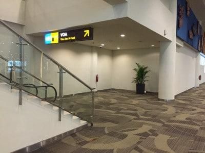 bali denpasar airport visa on arrival