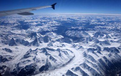 Navigating the Leh Airport in Ladakh, India