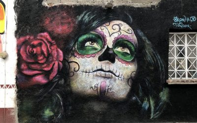 Day of the Dead celebrations in and around Mexico City 2017