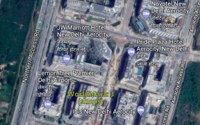Intro to Delhi's Aerocity