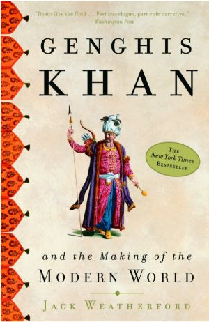 Recommended reading for Mongolia: Genghis Khan and the Making of the Modern World