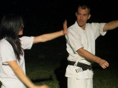 brian nell martial arts trip